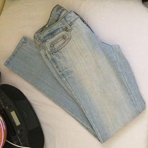 Rampage Denim Skinny Jeans